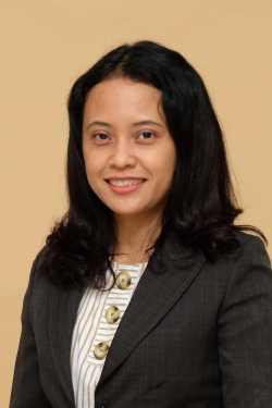 Agatha Dinarah Sri Rumestri, S.T., M.Ds. profile image